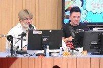 [DA:리뷰] '컬투쇼' 케이윌·용준형·크러쉬, 사탕같은 감성형제 (종합)