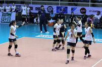 한국 U-17 女 배구, 아시아 유스 U-17 선수권서 日에 1-3 패