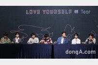[동아포토]방탄소년단  'LOVE YOURSELF 轉 'Tear' 발매 기념 기자간담회