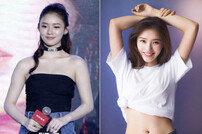 [DA:차이나] '미인어' 린윈, 혹독한 다이어트…7kg 감량 성공
