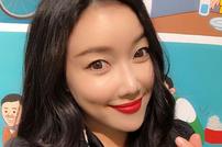 '왕진진♥' 낸시랭, 의미심장한 게시글 게재