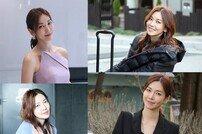 [DAY컷] '시크릿 마더' 김소연, 촬영장서 '인간 비타민' 등극