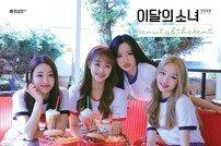 [DA:차트] 이달의 소녀 yyxy, 美빌보드 월드앨범 차트 6위