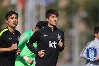 [F조 주장열전①] 한국축구 운명 짊어진 '캡틴' 기성용