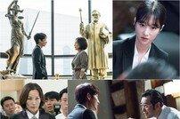 [DA:클립] '무법변호사' 이준기·서예지·최민수vs이혜영, 사활 건 혈전