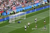 독일, 1986년 이후 32년 만의 월드컵 첫 경기 선제 실점