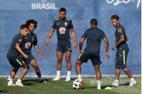 브라질 스위스, 선발 라인업 발표 '네이마르 출격'