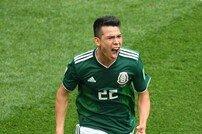[월드컵] 멕시코, 독일 격파… 한국 16강 진출 빨간불