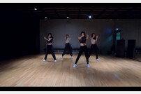 [DA:클립] 블랙핑크, '뚜두뚜두' 안무 영상 공개…에너지 폭발