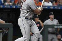 HOU 개티스, AL 이주의 선수… 4홈런-OPS 1.423