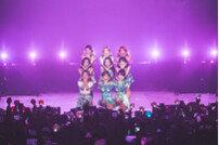 '컴백' 트와이스, 싱가포르 콘서트 성공 개최
