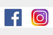 """""""페이스북은 줄고 인스타그램은 늘고…"""""""