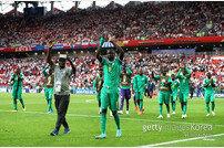 [스토리 월드컵] '어게인 2002' 도전 세네갈, 아프리카의 꿈 향해