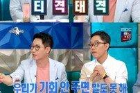 [DA:리뷰] '라디오스타' 지석진x김구라 '티격태격' 톰과 제리 등극(종합)