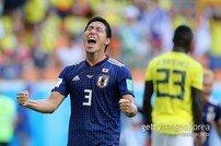 """일본 겐 쇼지 """"10명으로 뛴 콜롬비아, 대처하기 쉬웠다"""""""