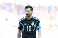 [월드컵] 메시, 아르헨티나 첫 승 이끌까?… 크로아티아전 주목