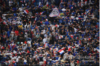 축제에 휩싸인 프랑스