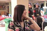 [DA:잡스] 태국 트렌스젠더의 위엄, 징병장 발칵 뒤집은 미모