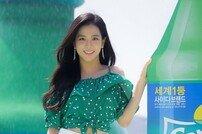 [포토] 블랙핑크 지수 '화사한 미소'