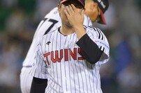 [포토] 김지용 '얼굴을 들 수 없어'