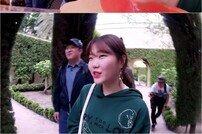 [DA:클립] '선녀들' 악뮤 수현=힐링 소녀, 美친 리액션…피톤치드 팡팡