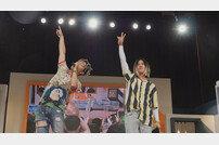 [DA:클립] '톡투유2' 하하x스컬, '겨드랑이 댄스'로 청중과 대동단결