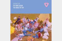 [DA:차트] 세븐틴, 日 오리콘 해외 앨범 주간 차트 1위…2주 연속