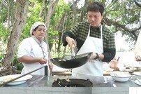 [DA:클립] '골목식당' 김민교, 태국서 요리수업…백종원 맛에 극찬
