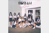 [DA:차트] 이달의 소녀, 미국·영국·캐나다 아이튠즈 K팝차트 1위