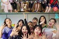 [DA:리뷰] 위키미키, 데뷔 1주년 자축…공식 팬클럽 이름 '키링'