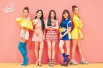 [DA:차트] 레드벨벳, 차트 올킬 행진…SM선후배 인증샷