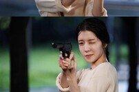 [DA:클립] '내 뒤에 테리우스' 정인선, 장바구니 던지고 총격전?