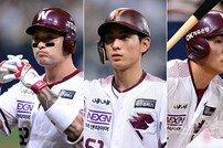 [베이스볼브레이크] 진격의 넥센, 사상 첫 타율·홈런·도루왕 동시 배출 도전