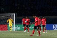 """[아시안게임] 말레이시아 언론 """"한국 상대로 2-1 승리, 충격 선사했다"""""""