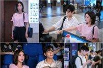[DA:클립] '내 아이디는 강남미인' 임수향♥차은우, 영화관 데이트 포착