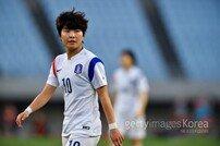 [아시안게임] 한국 여자 축구, 몰디브 8-0 대파하고 8강 확정