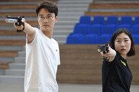 사격 이대명·김민정, 대한민국 은메달 쾌거