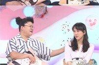 """[DA:클립] '안녕하세요' 이영자 """"수영복 공개 이유? 내 몸이니까"""""""