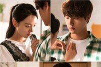 [DA:클립] '서른이지만' 신혜선X양세종, 숨멎 밀착 투샷 공개