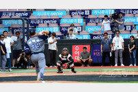 [포토] 이대은을 향한 시선집중!