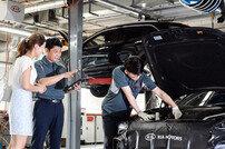 현대·기아차, '노후차량 무상 점검' 실시