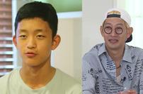 [DA:클립] '둥지탈출3' DJ DOC 김창열 아들 김주환 출연, 근육 홀릭 상남자
