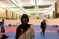 [아시안게임] 태권도 이아름, 여자 -57kg 급 결승 진출