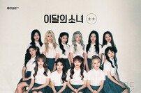 [DA:차트] 이달의 소녀, 美빌보드 월드 앨범 4위…자체 기록 경신