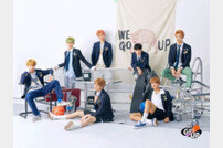 [DA:차트] NCT드림, 가파른 성장세…'We Go Up' 12개 지역 1위