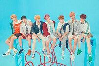 [DA:차트] 숀, 8월 가온차트 3관왕…방탄소년단, 앨범차트 1위