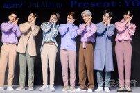갓세븐, 5월 20일 컴백…'SPINNING TOP' 티저 공개 [공식]