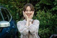 [DAY컷] '오늘의 탐정' 박은빈, 촬영장 밝히는 꽃미소
