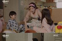 [DA:클립] '내 뒤의 테리우스' 정인선, 독박육아+경력 단절…맘의 애환 '호평'