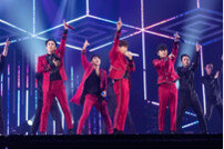 """[DA:콘서트] """"지금·여기·다시""""…젝스키스, 강성훈 빈자리 이상無 (종합)"""